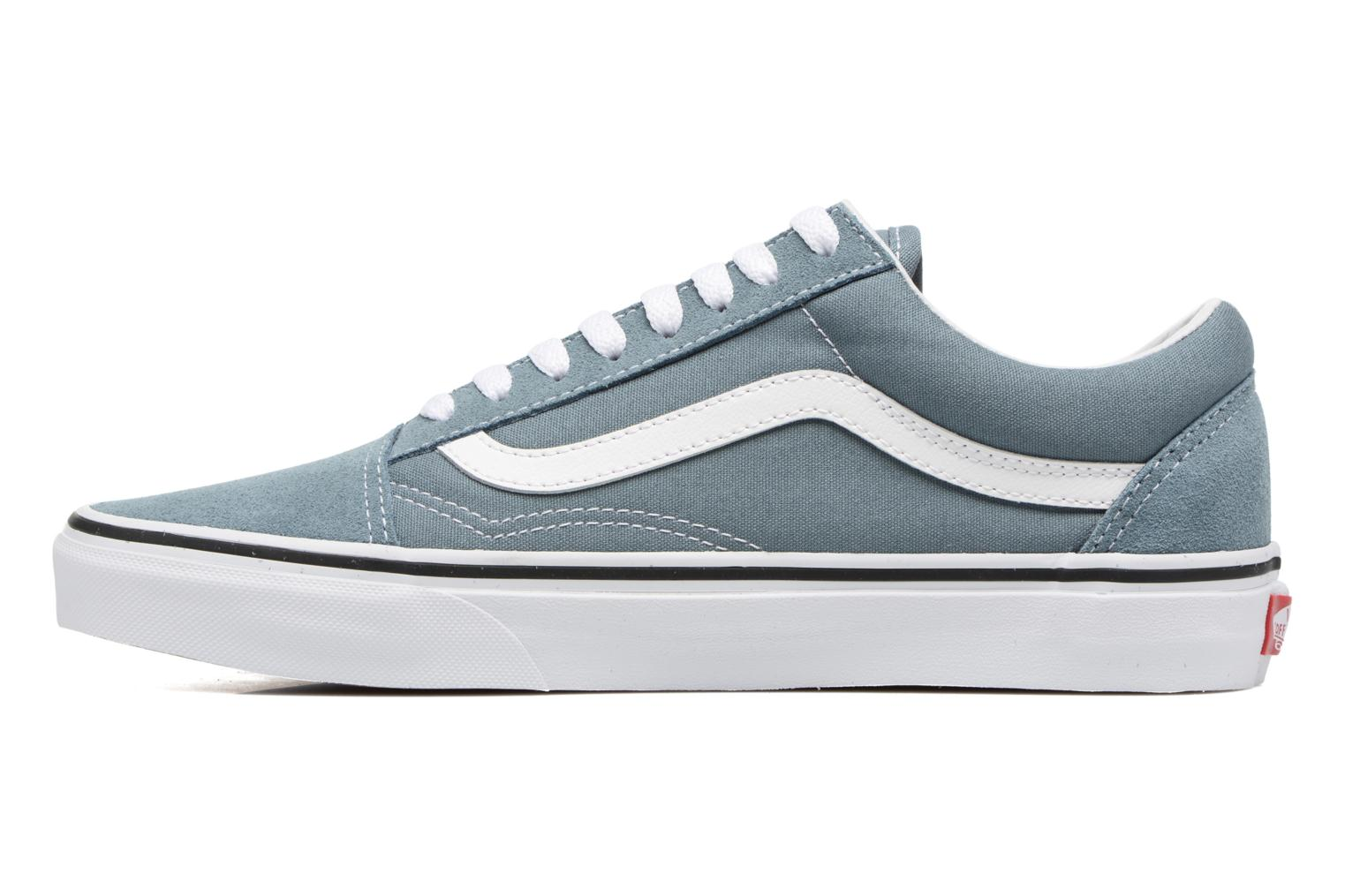 Baskets Vans Old Skool Gris vue face