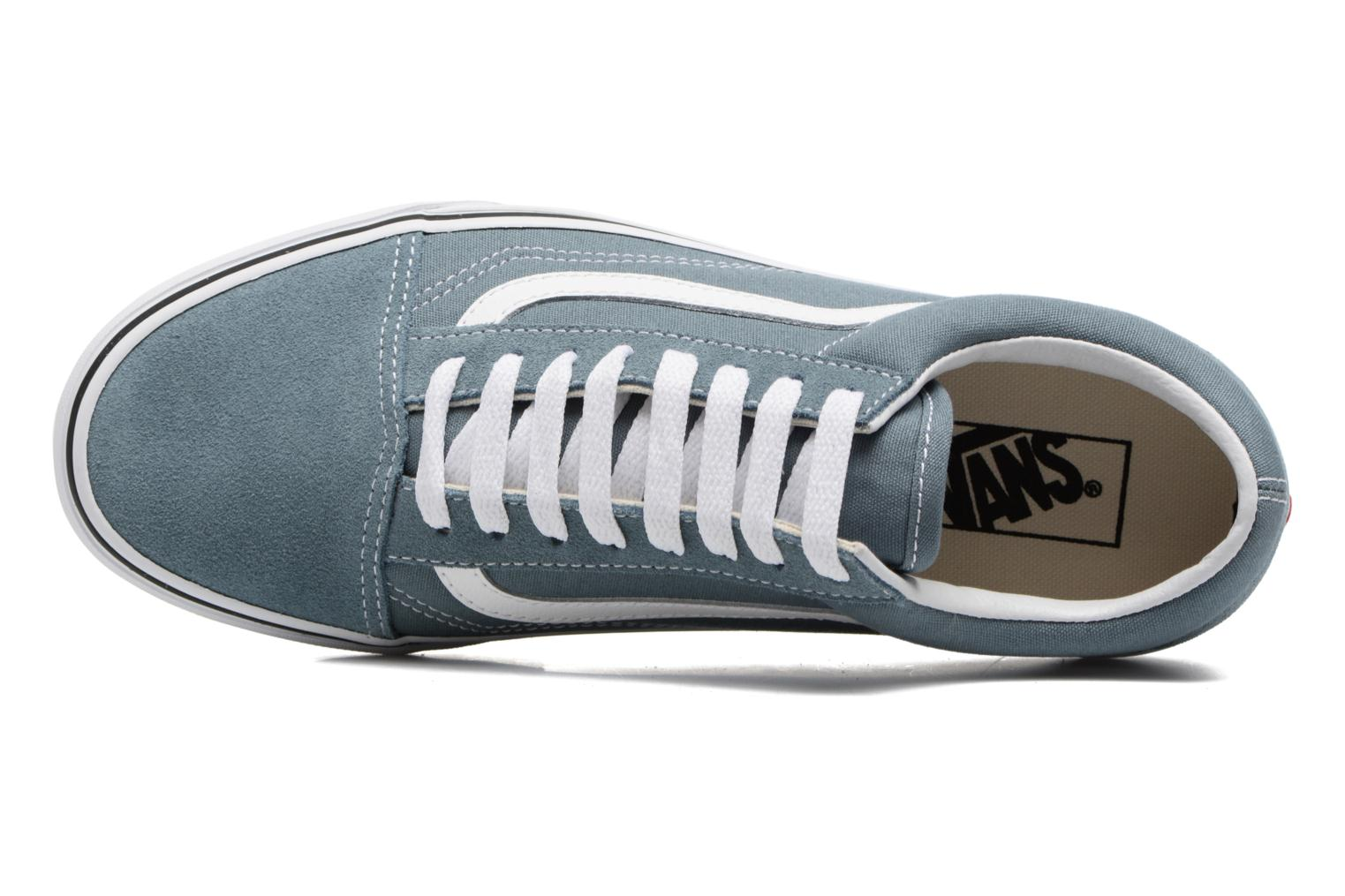 Baskets Vans Old Skool Gris vue gauche
