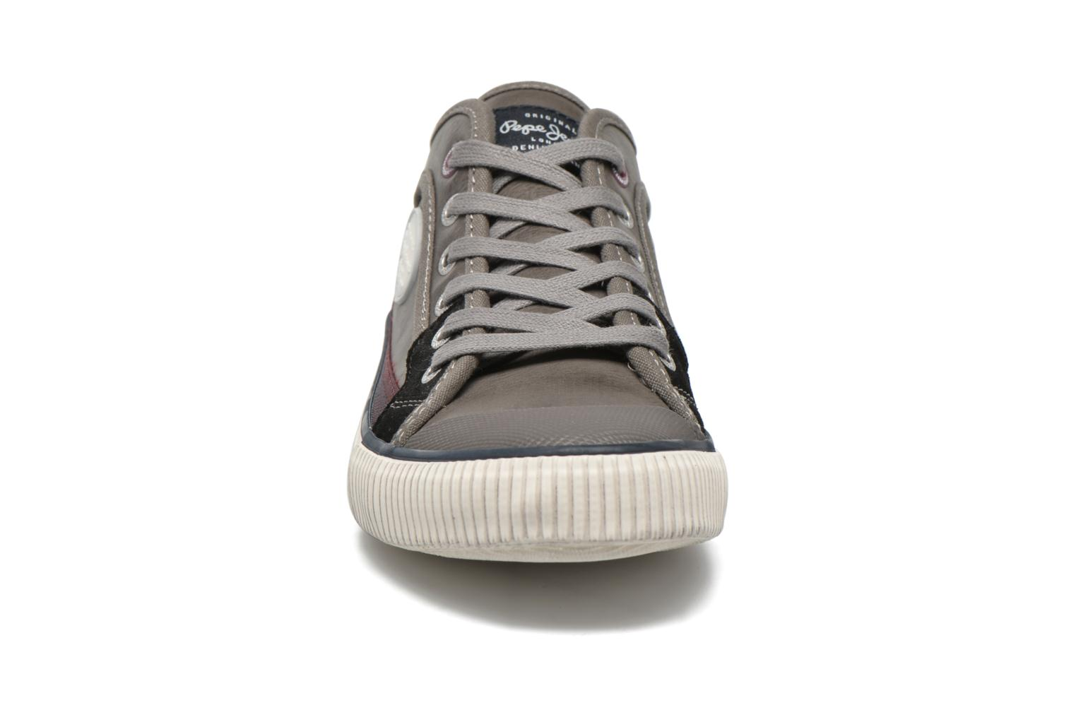 Baskets Pepe jeans Industry Incolore vue portées chaussures