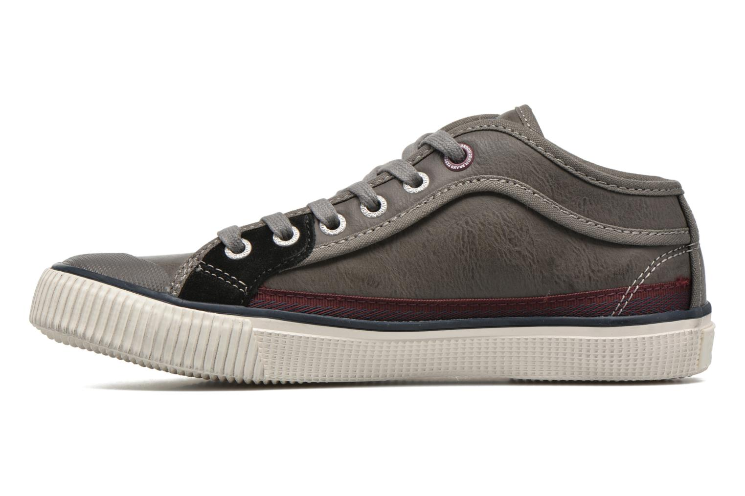 Trainers Pepe jeans Industry Colorless front view