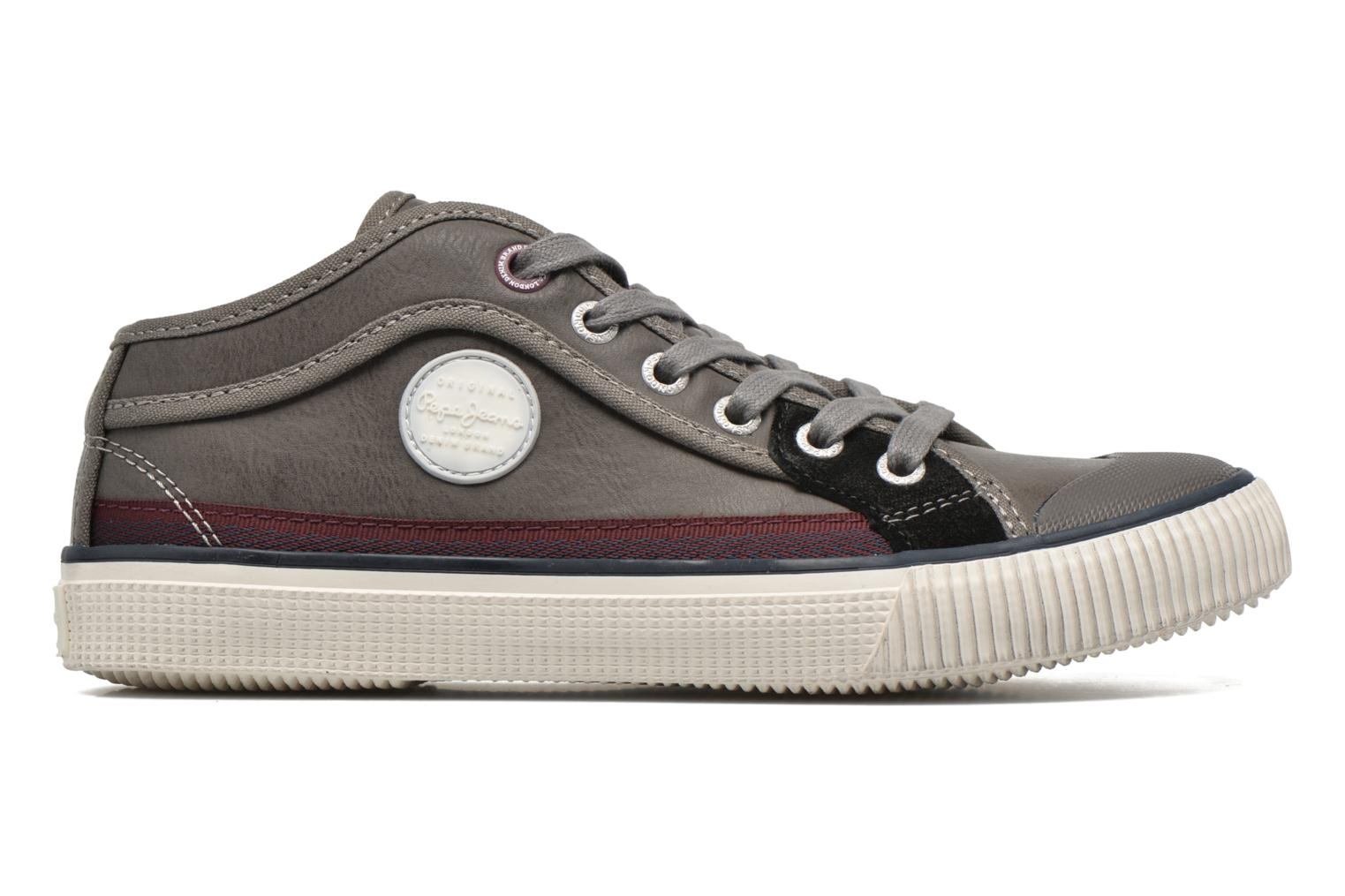 Trainers Pepe jeans Industry Colorless back view