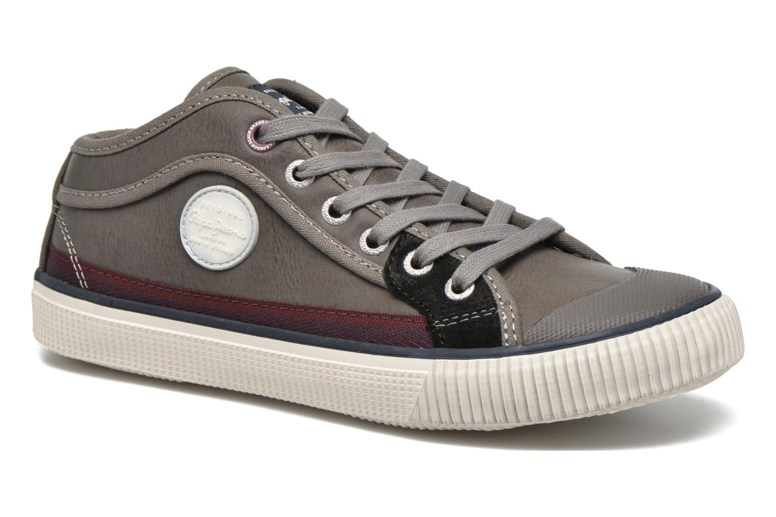 Trainers Pepe jeans Industry Colorless detailed view/ Pair view