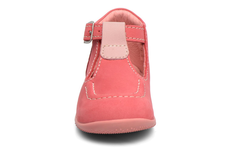 Zomerlaarsjes Kickers Bonbek Roze model