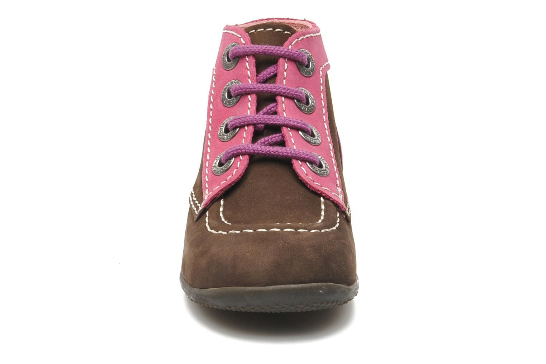 Boots en enkellaarsjes Kickers Bonbon Bruin model