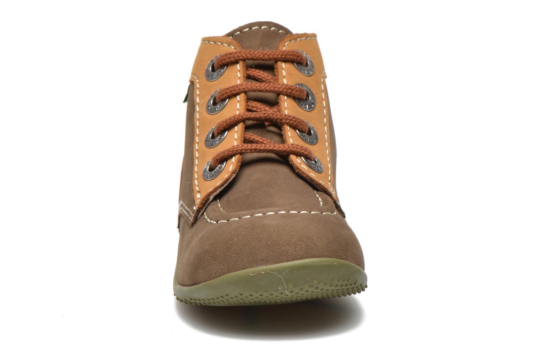 Boots en enkellaarsjes Kickers Bonbon Groen model