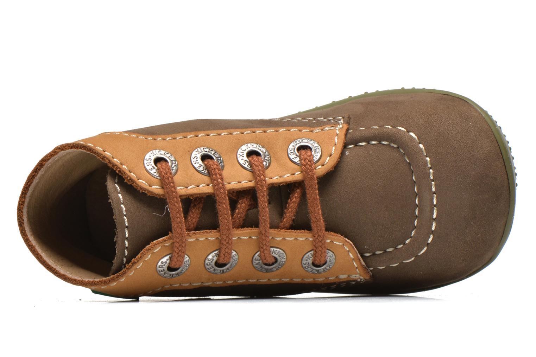 Boots en enkellaarsjes Kickers Bonbon Groen links