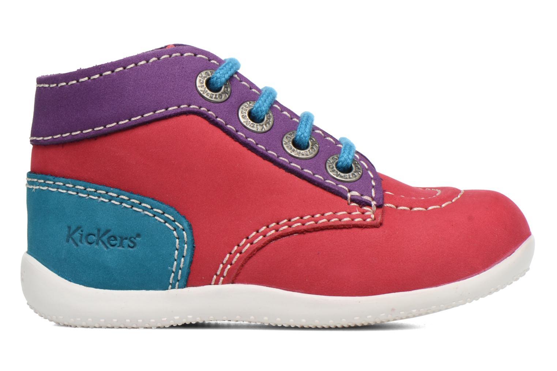 Boots Kickers Bonbon Rosa bild från baksidan