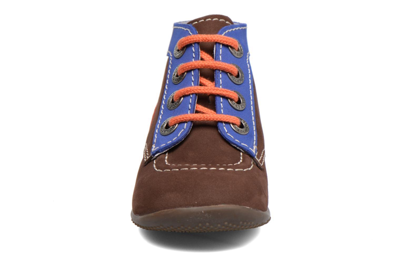 Stiefeletten & Boots Kickers Bonbon braun schuhe getragen