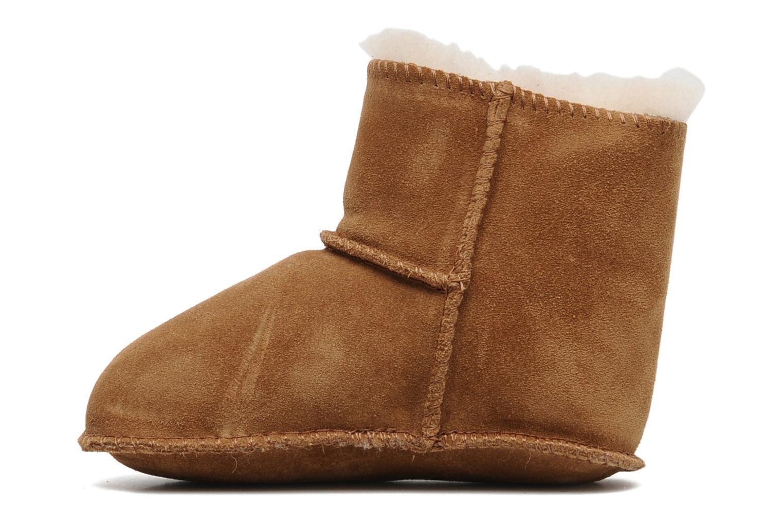 Bottines et boots UGG Erin Beige vue face