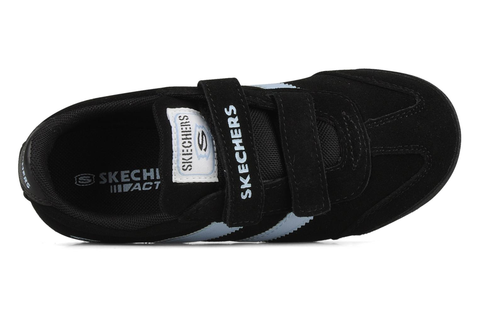 Sneakers Skechers Commemorate Nero immagine sinistra