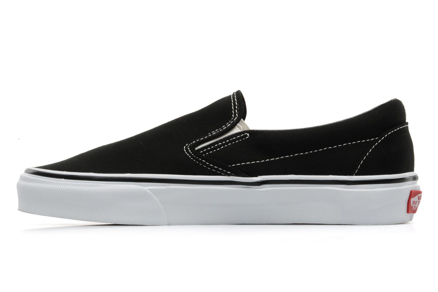 Classic Slip-on Black