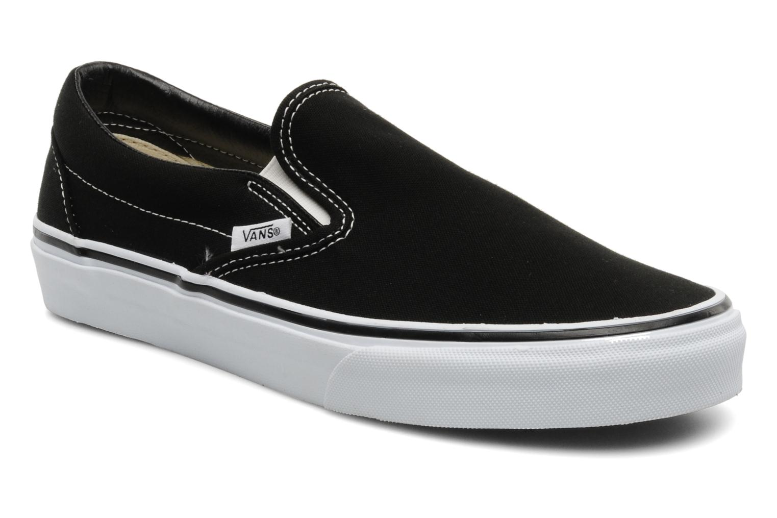 basket vans classic slip-on