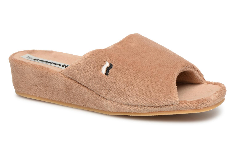 Grandes descuentos últimos zapatos Romika Paris (Marrón) - Pantuflas Descuento