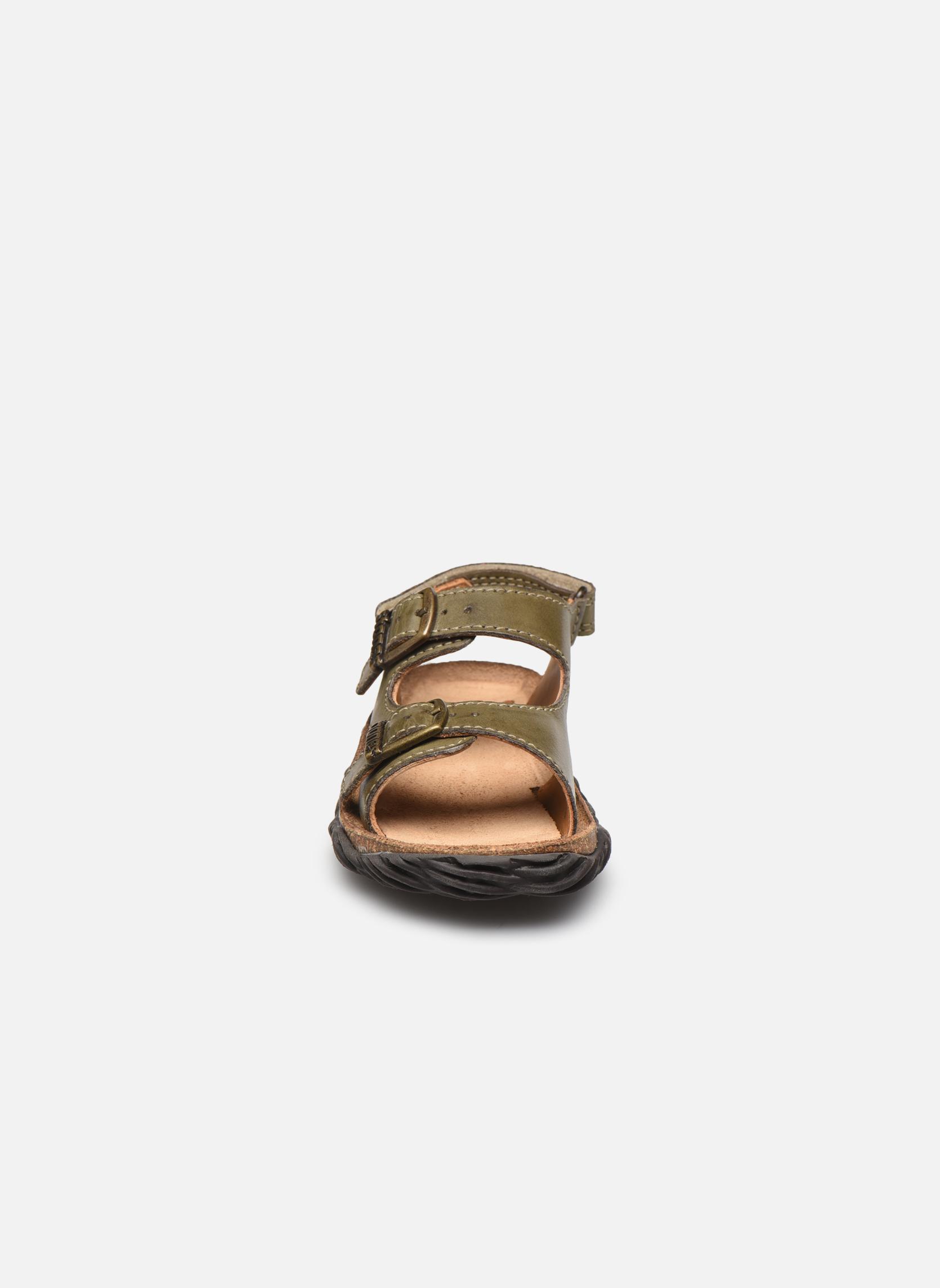 Sandales et nu-pieds Stones and Bones Wham Gris vue portées chaussures