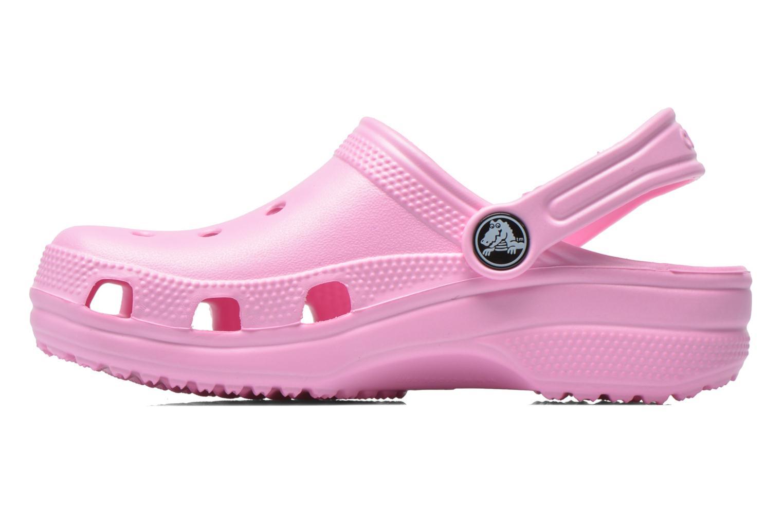 Sandaler Crocs Classic Kids Pink se forfra