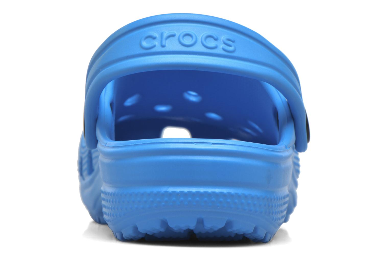 Sandals Crocs Kids Cayman Blue view from the right