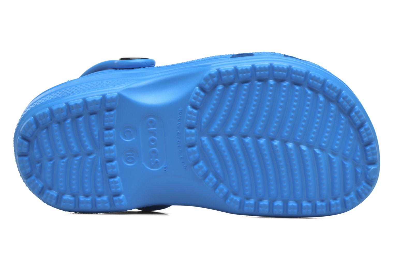 Sandaler Crocs Classic Kids Blå bild från ovan