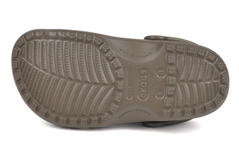Sandaler Crocs Classic Kids Brun se foroven