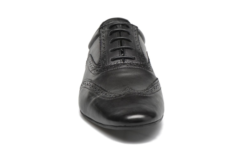 Chaussures à lacets Schmoove Jamaica corso easy Noir vue portées chaussures