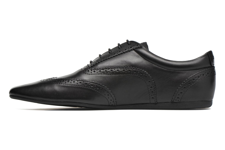 Chaussures à lacets Schmoove Jamaica corso easy Noir vue face