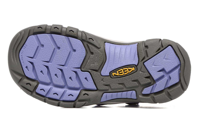 Sandales et nu-pieds Keen Newport H2 Violet vue haut