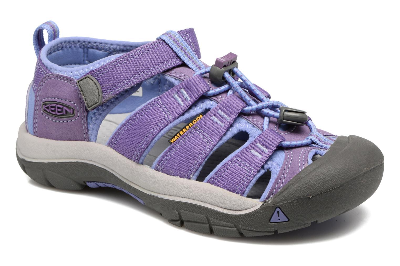 Sandales et nu-pieds Keen Newport H2 Violet vue détail/paire