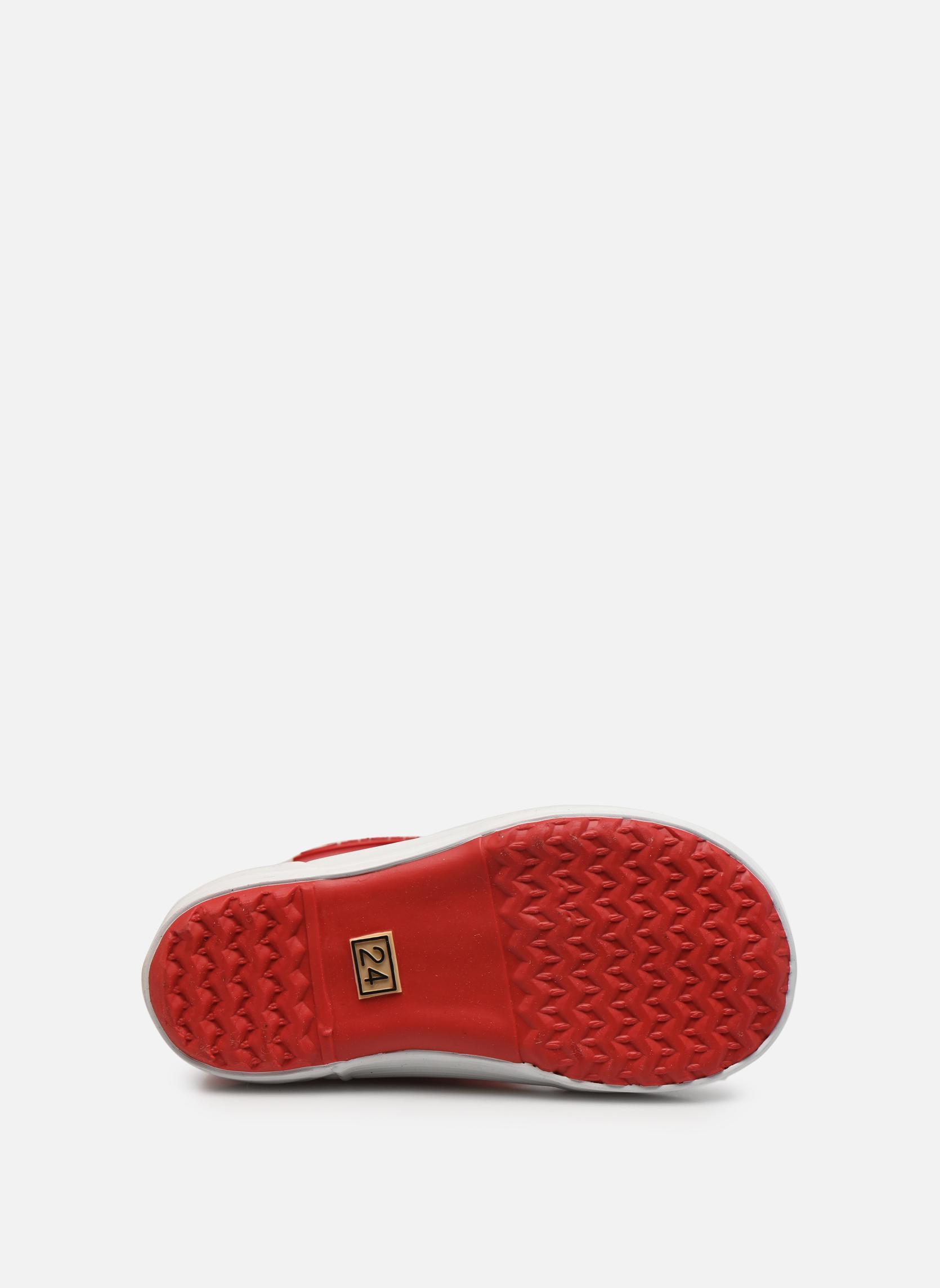 Laarzen Aigle Lolly Pop Rood boven