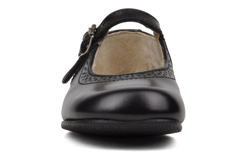 Ballerinas Start Rite Clare schwarz schuhe getragen