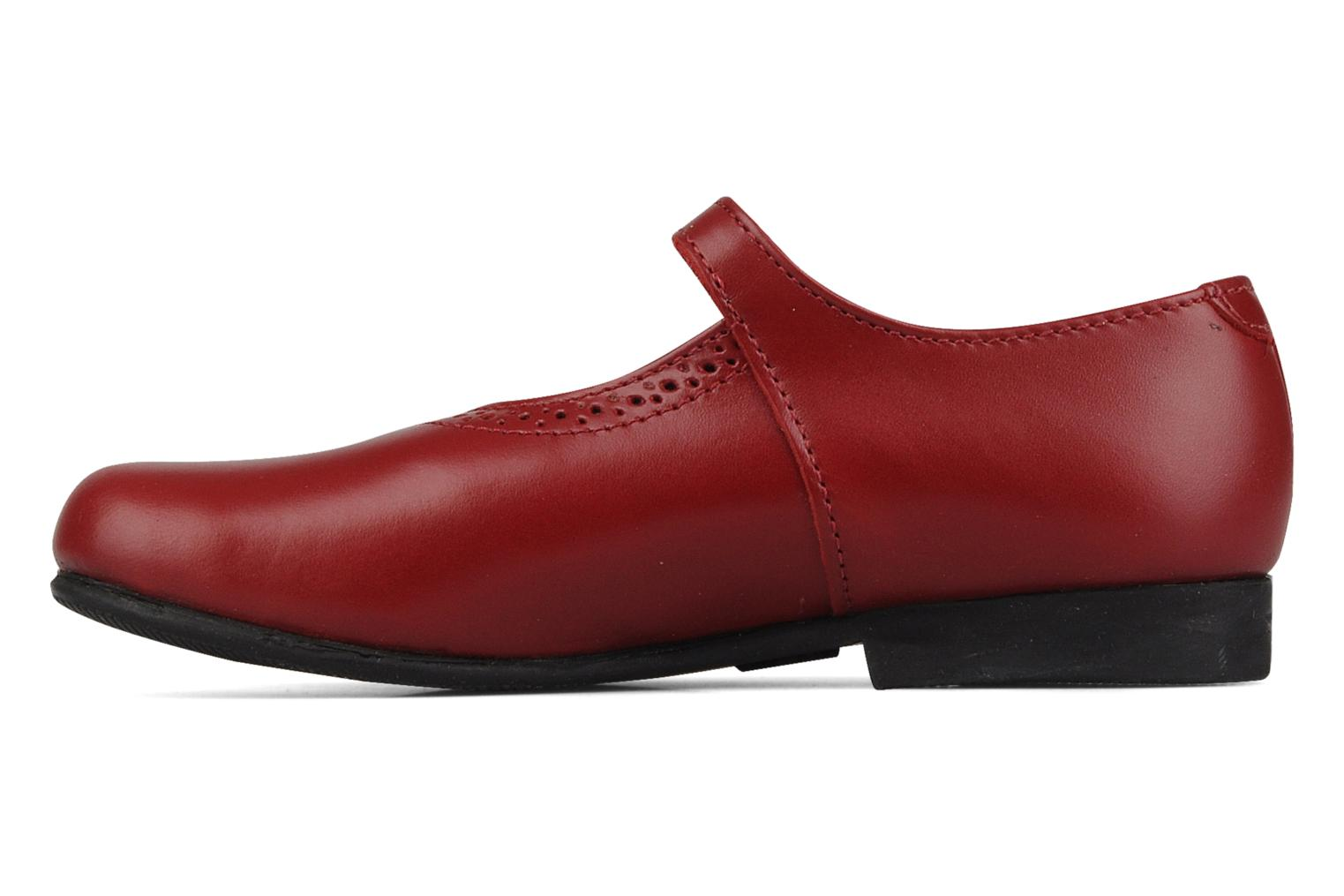 Ballet pumps Start Rite Clare Red front view