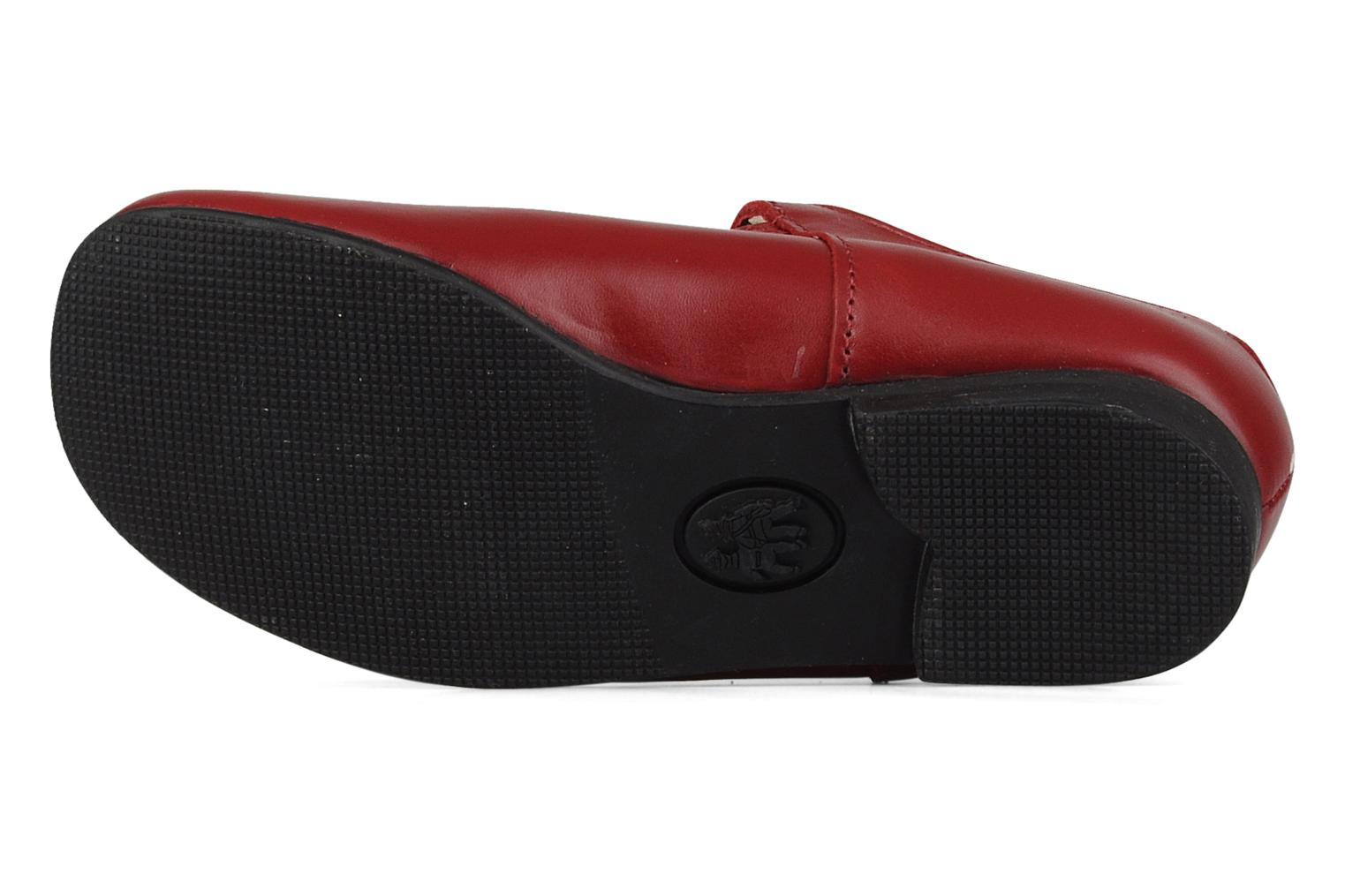 Ballet pumps Start Rite Clare Red view from above