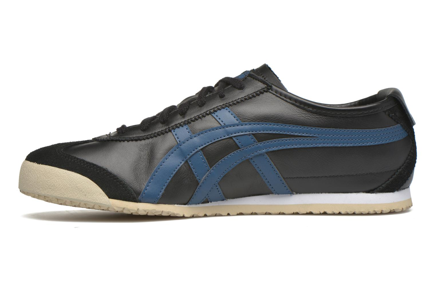 Sneakers Onitsuka Tiger Mexico 66 Zwart voorkant