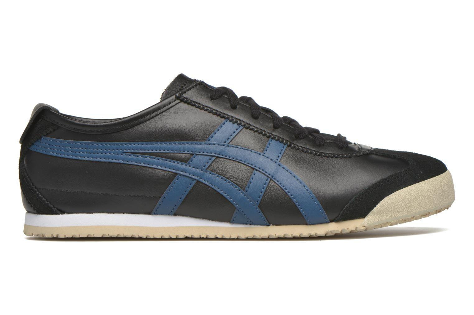 Sneakers Onitsuka Tiger Mexico 66 Zwart achterkant