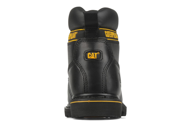 Bottines et boots Caterpillar Holton SB Noir vue droite