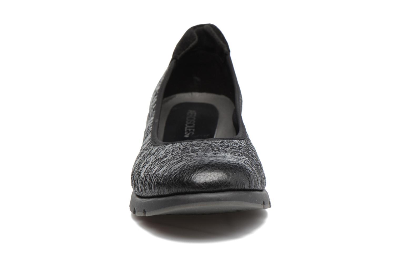 Ballerines Aerosoles Fast Track Noir vue portées chaussures