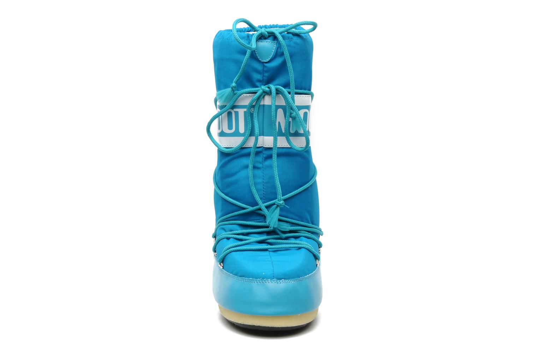 Zapatillas de deporte Moon Boot Moon Boot Nylon Azul vista del modelo