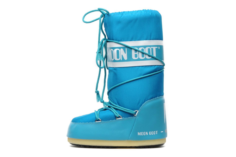 Sportschoenen Moon Boot Moon Boot Nylon Blauw voorkant