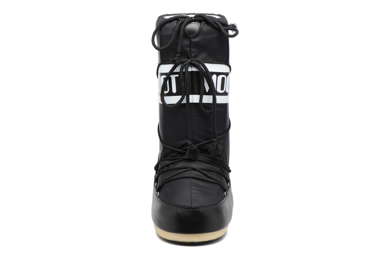 Scarpe sportive Moon Boot Moon Boot Nylon Nero modello indossato