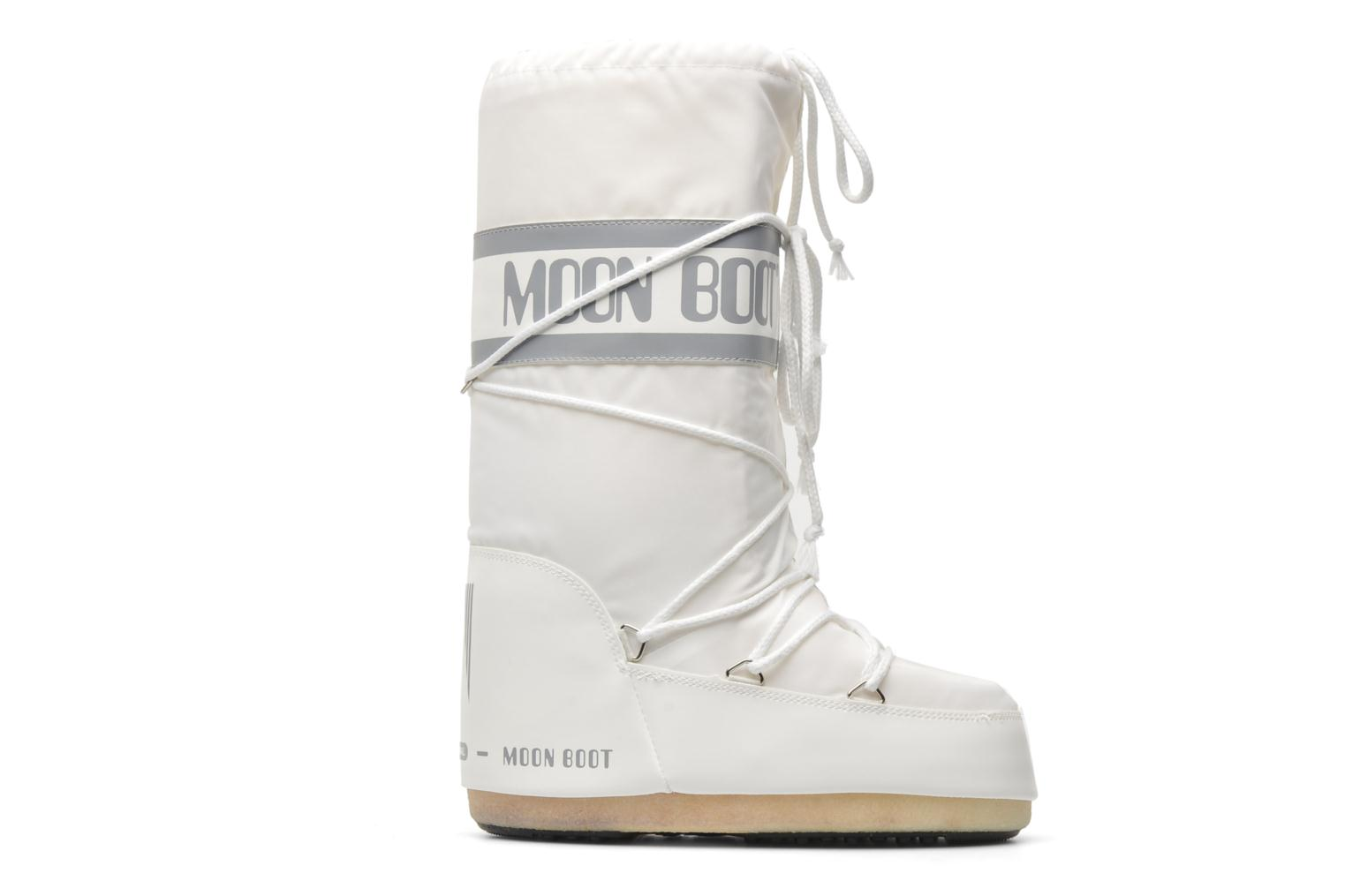 Moon Boot Nylon W Blanc