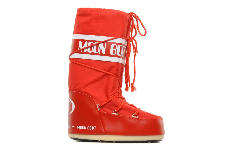Moon Boot Nylon Rouge