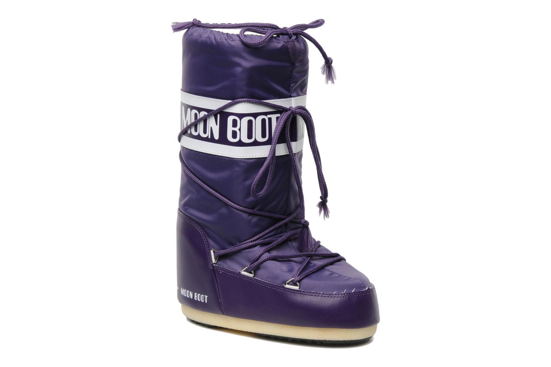 Moon Boot Nylon Violet
