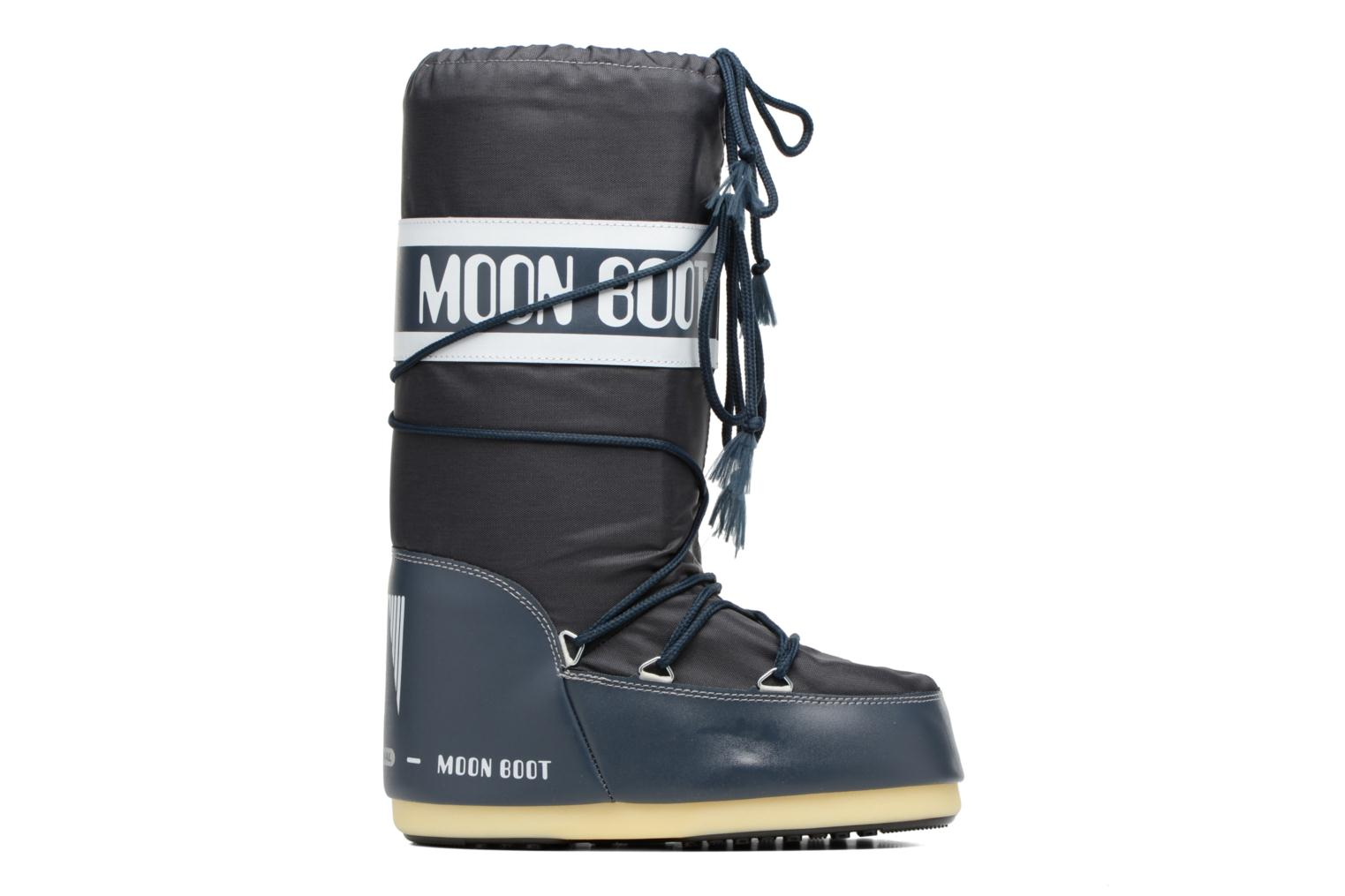 Moon Boot Nylon W Denim Blue2