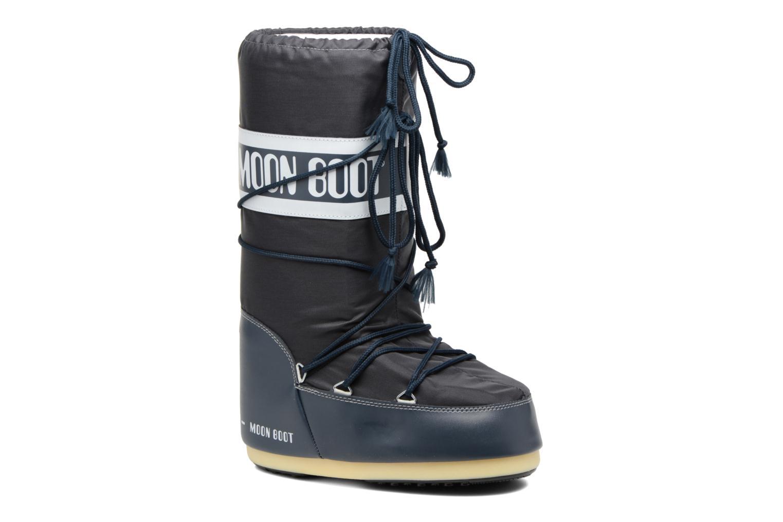 Marques Chaussure femme Moon Boot femme Moon Boot Nylon W Bleu