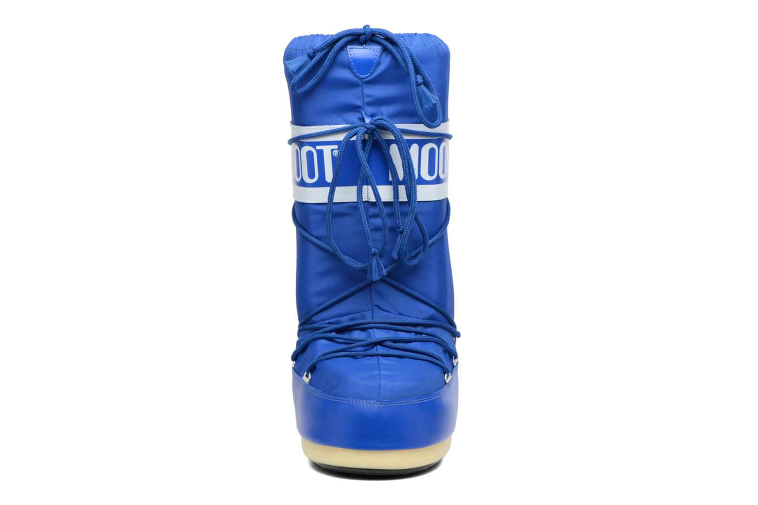 Moon Boot Nylon W Electric Blue