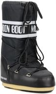 Space -, homme, noir (nero/beige), taille, Noir - Nero/Beige, 31-34Moon Boot