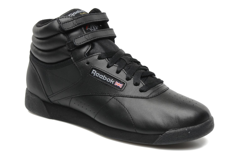Grandes descuentos últimos zapatos Reebok Freestyle Hi (Negro) - Deportivas Descuento