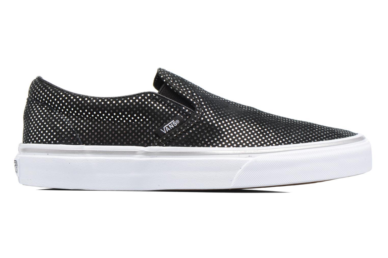 Sneakers Vans Classic Slip On W Svart bild från baksidan