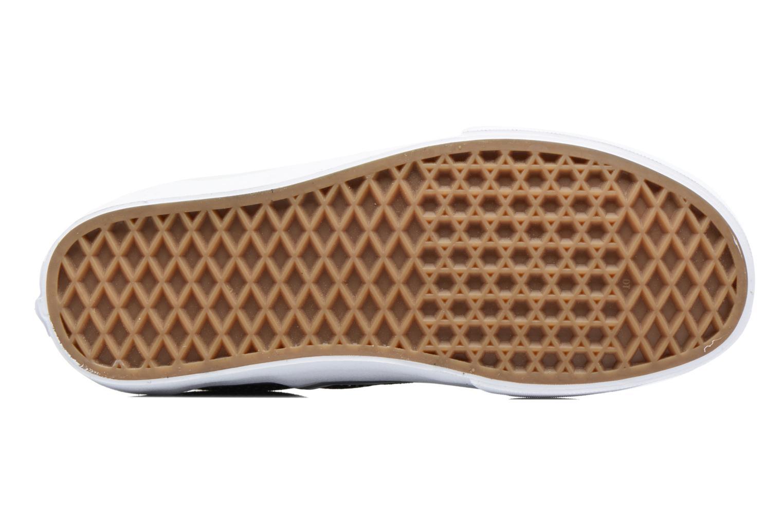 Sneakers Vans Classic Slip On W Svart bild från ovan
