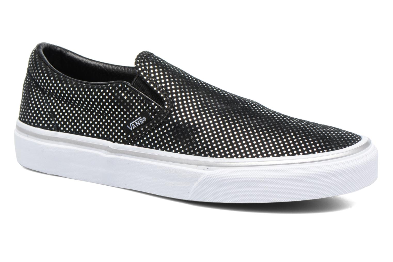 Sneakers Vans Classic Slip On W Svart detaljerad bild på paret