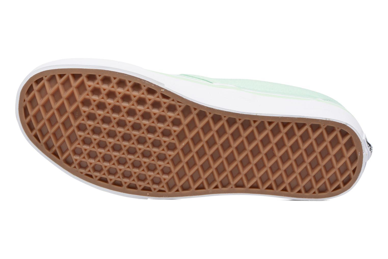 Sneakers Vans Classic Slip On W Groen boven