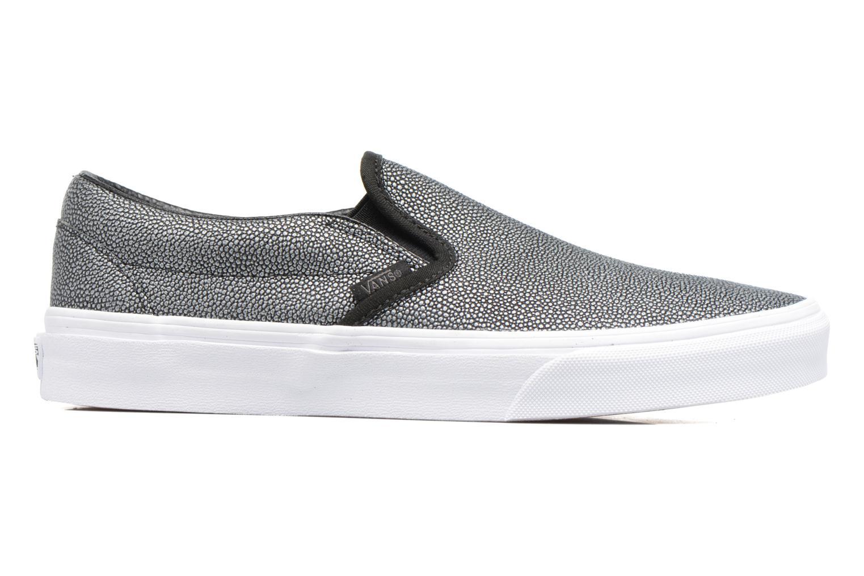 Sneaker Vans Classic Slip On W grau ansicht von hinten